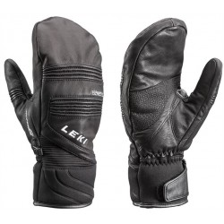 Leki EleMents Platinum S Mitt black pánské palcové lyžařské rukavice