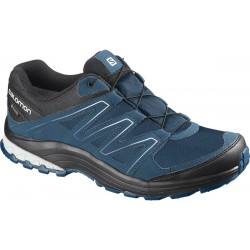 Salomon Sollia GTX poseidon/black/pearl blue 409232 pánské běžecké nepromokavé boty