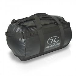 Highlander Duffle Bag Lomond 65 l černá cestovní taška