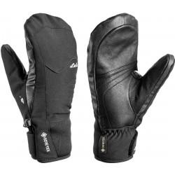 Leki Ergo S GTX Lady Mitt black dámské lyžařské palcové rukavice