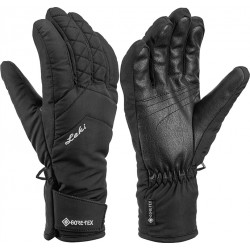 Leki Sveia GTX Lady black dámské lyžařské rukavice