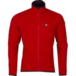 High Point Skywool 4.0 Sweater red pánský vlněný svetr Tecnowool