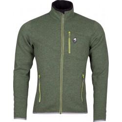 High Point Skywool 4.0 Sweater fall green pánský vlněný svetr Tecnowool
