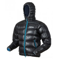 Sir Joseph Koteka Man III černá pánská ultralehká zimní péřová bunda Pertex Quantum Y