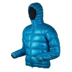 Sir Joseph Koteka Man III modrá pánská ultralehká zimní péřová bunda