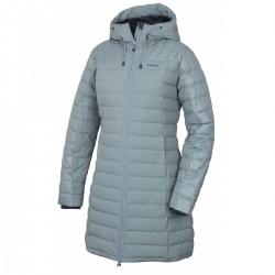 Husky Daili sv. šedomodrá dámský zimní péřový kabát HuskyTech 7000