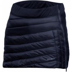 Husky Freez L černá dámská zimní zateplená sukně Air-lite