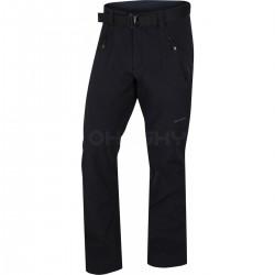 Husky Kresi M černá pánské outdoorové zateplené kalhoty 1
