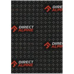 Direct Alpine Multi 1.0 black (logo) multifunkční šátek