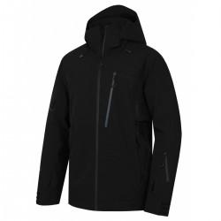 Husky Montry M černá pánská nepromokavá zimní lyžařská bunda 1
