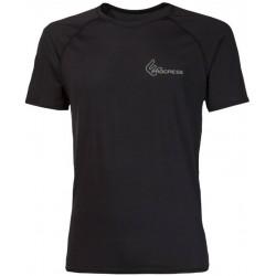 Progress Skin Touch ST NKR černá pánské triko krátký rukáv