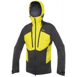 Direct Alpine Revolt 2.0 black/aurora pánská nepromokavá bunda Gelanots