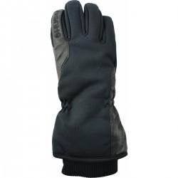 Husky Evely černá dámské zimní lyžařské rukavice Thinsulate