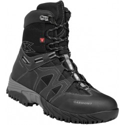 Garmont Momentum WP black/grey nepromokavé  zimní boty