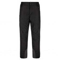 Kilpi Gabone-M černá pánské zimní lyžařské kalhoty