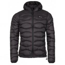 Kilpi Rebeki-M černá pánská zimní bunda1