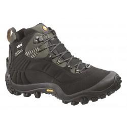 Merrell Chameleon Thermo 6 WTPF Synthetic černá pánské nepromokavé zimní trekové boty