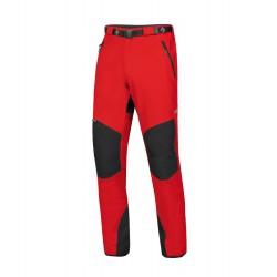 Direct Alpine Badile 4.0 red/black pánské turistické kalhoty Cordura/Coolmax/Thermolite