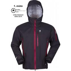 High Point Protector Jacket 5.0 black pánská nepromokavá bunda BlocVent Pro 3L DWR