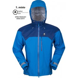 High Point Protector Jacket 5.0 modrá blue dark blue pánská nepromokavá bunda