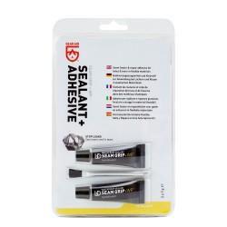 McNett Seam Grip+WP 2x7g lepidlo pro opravu zátěrovaných a membránových tkanin