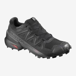 Salomon Speedcross 5 GTX black/phantom 407953 pánské nepromokavé běžecké boty