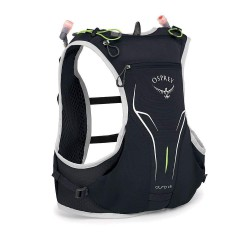 Osprey Duro 1,5l M/L běžecká vesta / batoh + 2 měkké lahve 250 ml s hadičkou a náústkem