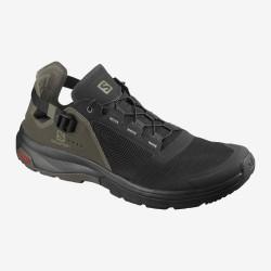 Salomon Tech amphib 4 black/beluga/castor gray 409925 pánské sandály i do vody
