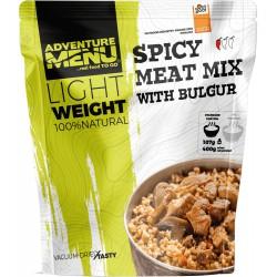 Adventure Menu Lightweight Pikantní kotlík s bulgurem 1 porce 400 g sušené jídlo