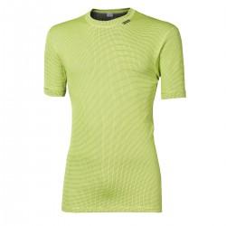 Progress Micro Sense MS NKR světle zelená pánské triko krátký rukáv