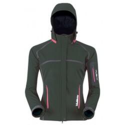 Husky X-Apos antracit dámská softshellová bunda Extend-Plus Softshell 10000