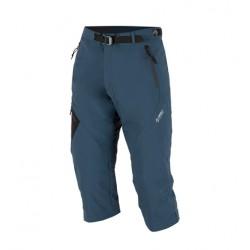 Direct Alpine Cruise 3/4 2.0 greyblue/black pánské tříčtvrteční kalhoty