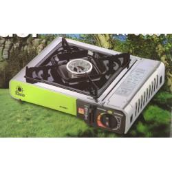 Meva Thunder KP06001 plynový vařič zelený1