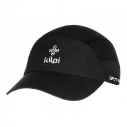 Kilpi Mind-U černá unisex sportovní kšiltovka
