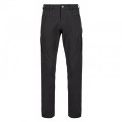 Kilpi Tide-M tmavě šedá pánské turistické kalhoty