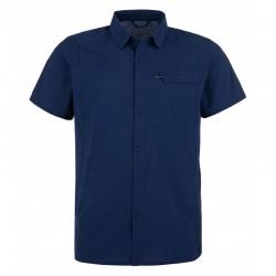 Kilpi Bombay-M modrá pánská lehká sportovní košile