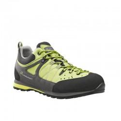 Garsport Sajama Tex lime/grigio pánské nízké voděodolné boty1