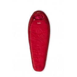 Pinguin Comfort Lady PFM dámský zimní spací pytel Thermicfibre PFM červená pravý