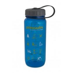 Pinguin Tritan Slim Bottle 650 ml nárazuvzdorná láhev na pití 2020 modrá