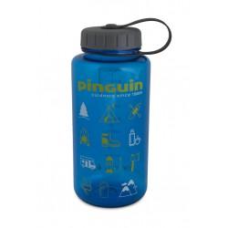 Pinguin Tritan Fat Bottle 1000 ml nárazuvzdorná láhev na pití 2020 modrá