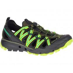 Merrell Choprock Shandal dusty olive J50355 pánské nízké prodyšné boty/sandály1