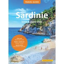 Marco Polo Sardinie - Travel Guide turistický průvodce