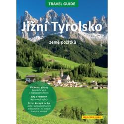 Marco Polo Jižní Tyrolsko - Travel Guide turistický průvodce