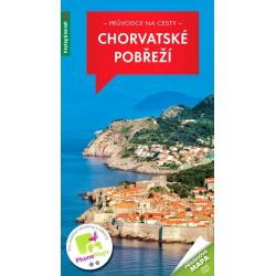 Freytag a Berndt Chorvatské pobřeží průvodce na cesty + mapka