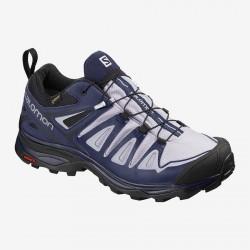 Salomon X Ultra 3 GTX W languid laender/crown blue 406761 dámské nízké nepromokavé boty