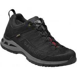 Garmont Trail Beast + GTX black pánské nízké nepromokavé kožené boty