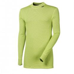 Progress Micro Sense MS NDR světle zelená pánské triko dlouhý rukáv