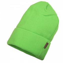 Husky Cap 20 zelená pánská zimní čepice