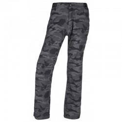 Kilpi Mimicri-M tmavě šedá 2020 pánské lehké turistické kalhoty