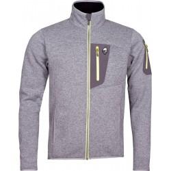 High Point Skywool 5.0 Sweater grey pánský vlněný sportovní svetr Tecnowool